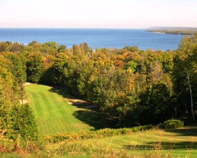 Alpine Golf Course,Egg Harbor, Wisconsin,  - Golf Course Photo