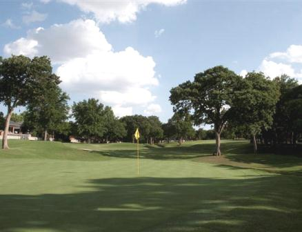 Oak Tree National,Edmond, Oklahoma,  - Golf Course Photo