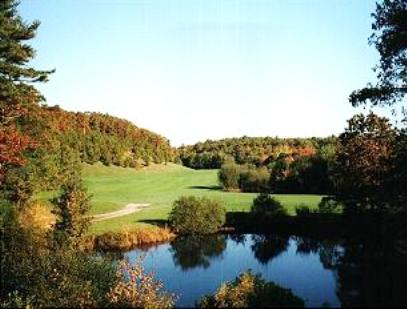 Golf Course Photo, Quashnet Valley Country Club, Mashpee, 02649
