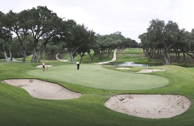 Golf Course Photo, Oak Hills Country Club, San Antonio, 78229