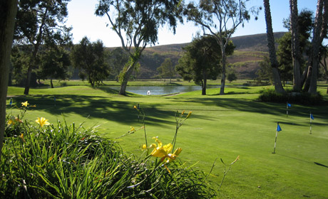 Golf Course Photo, Oceanside Golf Course, Oceanside, 92054