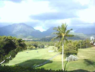 Mid-Pacific Country Club,Kailua, Hawaii,  - Golf Course Photo