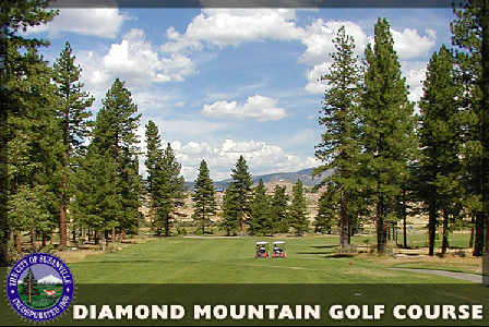 Diamond Mountain Golf Course, Susanville, California, 96130 - Golf Course Photo