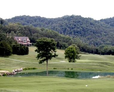 Woodlake Golf Club,Tazewell, Tennessee,  - Golf Course Photo