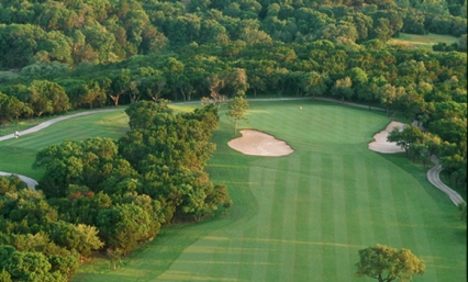 Barton Creek Resort -Crenshaw Cliffside, Austin, Texas, 78735 - Golf Course Photo