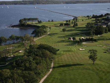 Golf Course Photo, Samoset Resort Golf Course, Rockport, 04856