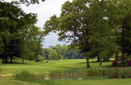 Exeter Country Club, ,Exeter, Rhode Island,  - Golf Course Photo
