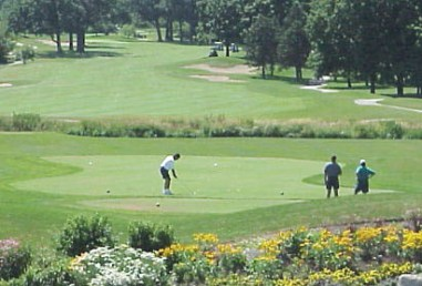 Seven Bridges Golf Club, Woodridge, Illinois, 60517 - Golf Course Photo