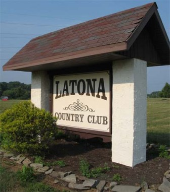 Latona Country Club, Buena, New Jersey, 08310 - Golf Course Photo