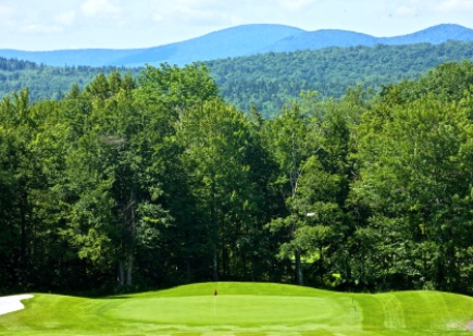 Mount Snow Golf Club,West Dover, Vermont,  - Golf Course Photo