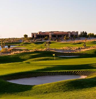 Paiute Golf Resort,  Snow Mountain Course,Las Vegas, Nevada,  - Golf Course Photo