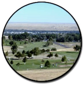 Casper Municipal Golf Course, Casper, Wyoming, 82601 - Golf Course Photo