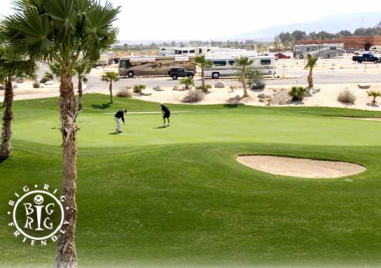 The Springs at Borrego,Borrego Springs, California,  - Golf Course Photo