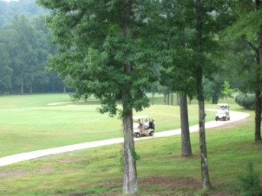 Oak Mountain State Park Golf Course, Pelham, Alabama, 35124 - Golf Course Photo
