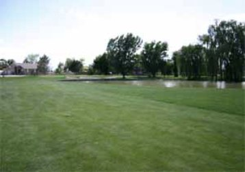 Golf Course Photo, Fore Lakes Golf Course -The Executive, Salt Lake City, 84123