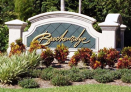 Golf Course Photo, Breckenridge Golf & Country Club, Morganfield, 42437