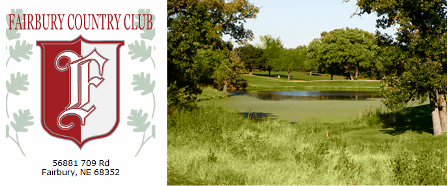 Fairbury Country Club,Fairbury, Nebraska,  - Golf Course Photo