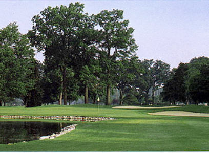 Detroit Golf Club -North,Detroit, Michigan,  - Golf Course Photo