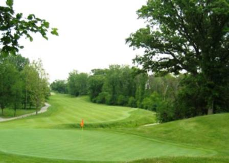 Heritage Bluffs Public Golf Club,Channahon, Illinois,  - Golf Course Photo