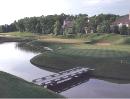 Ivanhoe Club, Ivanhoe, Illinois, 60060 - Golf Course Photo