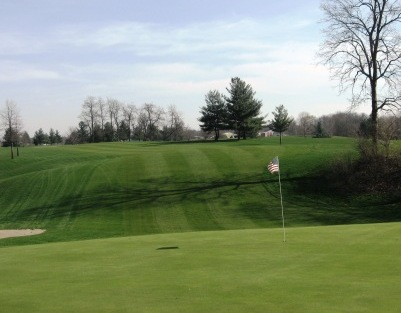 Marion Elks Country Club,Marion, Indiana,  - Golf Course Photo