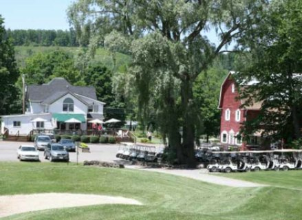 Resevoir Creek Golf Course,Naples, New York,  - Golf Course Photo