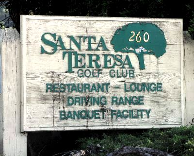 Santa Teresa Golf Club, Nine Hole,San Jose, California,  - Golf Course Photo