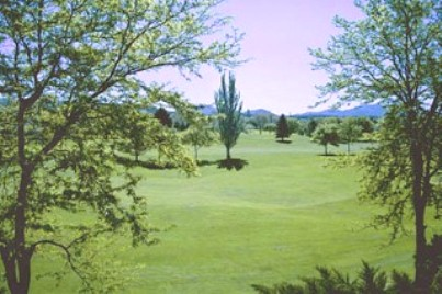 Golf Course Photo, Highland Golf Course, Pocatello, 83201