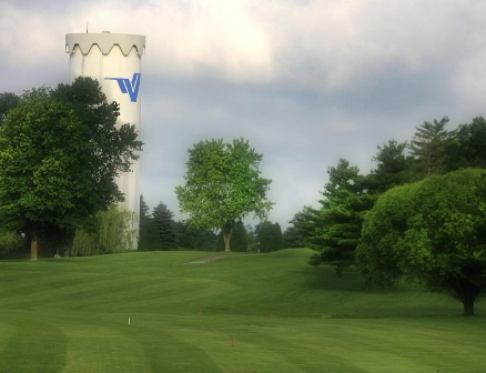 Valle Vista Country Club, Greenwood, Indiana, 46143 - Golf Course Photo