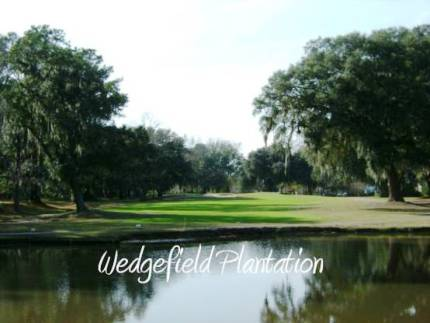 Wedgefield Plantation Golf Course, CLOSED 2016, Georgetown, South Carolina, 29440 - Golf Course Photo