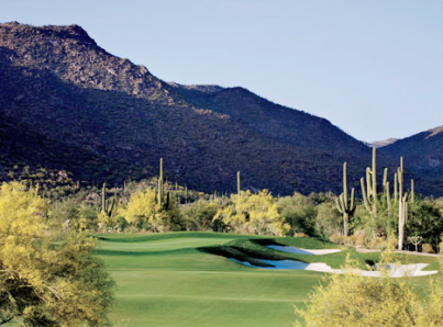 Golf Course Photo, Ritz-Carlton Golf Club, Dove Mountain, Marana, 85658