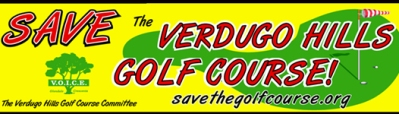 Verdugo Hills Golf Course, CLOSED 2017