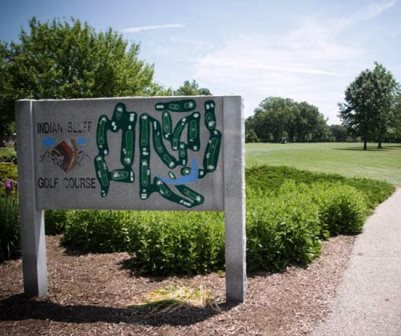 Indian Bluff Golf Course,Milan, Illinois,  - Golf Course Photo