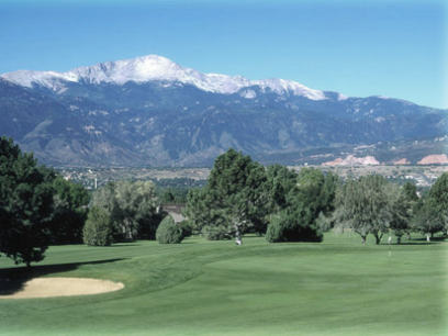Golf Course Photo, Colorado Springs Country Club, Colorado Springs, 80907