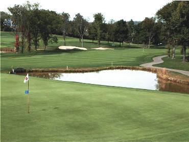 Cedarbrook Golf Course -Red, Belle Vernon, Pennsylvania, 15012 - Golf Course Photo