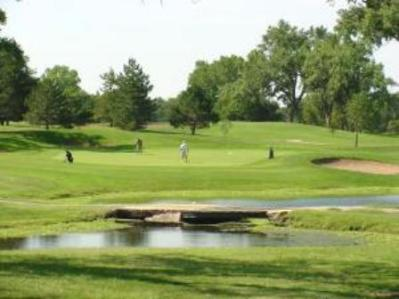 Macdonald Golf Course, Wichita, Kansas, 67208 - Golf Course Photo