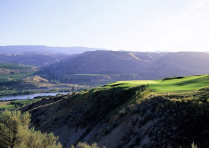 Golf Course Photo, Highlander Golf Club, East Wenatchee, 98802