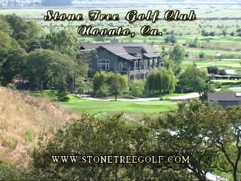 Bay Club StoneTree,Novato, California,  - Golf Course Photo