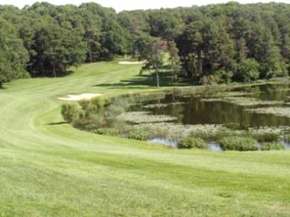 Dennis Highlands Golf Course -Pines,Dennis, Massachusetts,  - Golf Course Photo