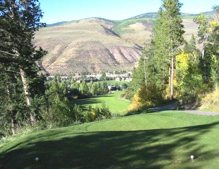 Eagle Vail Golf Club, Avon, Colorado, 81620 - Golf Course Photo