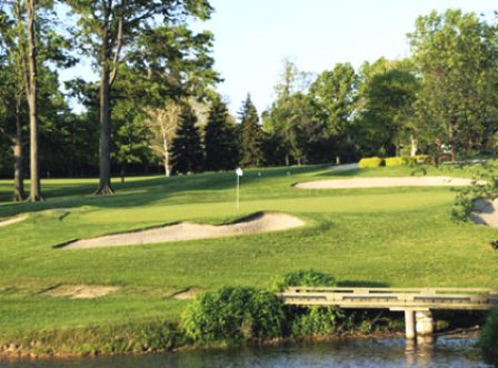 Golf Course Photo, Canterbury Golf Club, Beachwood, 44122