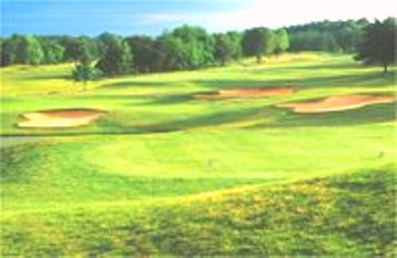 Bryan Park Golf Club, Players Course,Brown Summit, North Carolina,  - Golf Course Photo