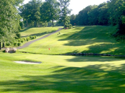 Montammy Golf Club,Alpine, New Jersey,  - Golf Course Photo