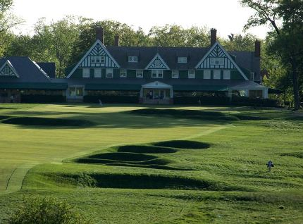 Oakmont Country Club,Oakmont, Pennsylvania,  - Golf Course Photo