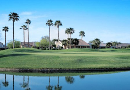 Pebble Creek Resort, Tuscany Falls Golf Club, Goodyear, Arizona, 85338 - Golf Course Photo