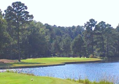 Woodlake Country Club - Palmer Course,Vass, North Carolina,  - Golf Course Photo