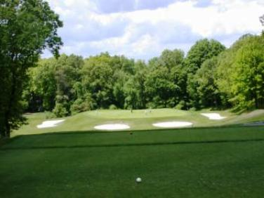 Golf Course Photo, Whippoorwill Club, Armonk, 10504