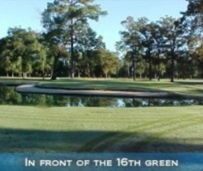 Golf Course Photo, Brock Park Municipal Golf Course, Houston, 77044