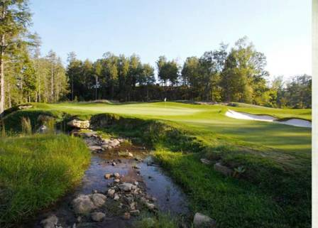 Golf Course Photo, Brights Creek Golf Club, Mill Spring, 28756