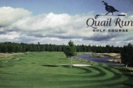 Golf Course Photo, Quail Run Golf Course, La Pine, 97739